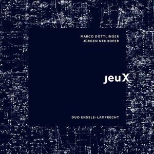jeuX Duo Enßle-Lamprecht Anne-Suse Enßle / Blockflöten Philipp Lamprecht / Schlagzeug Werke von Marco Döttlinger und Jürgen Neuhofer